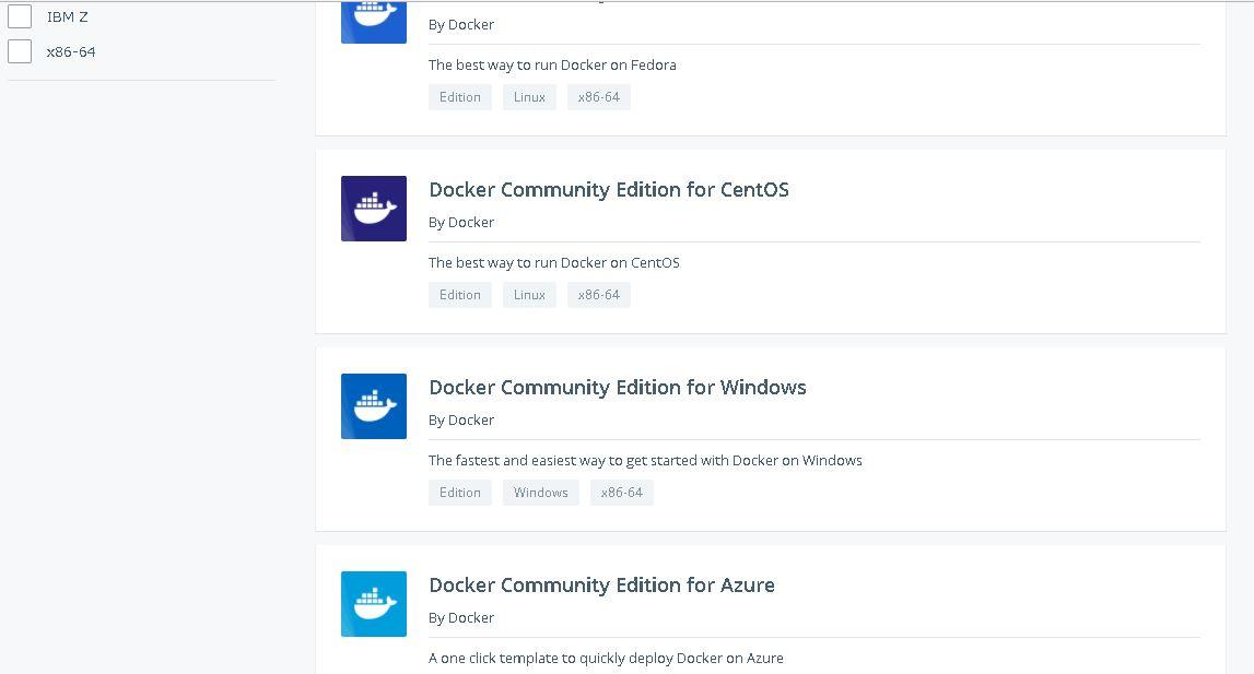 Docker Toolboxをインストールしてみました。 - 自由になりたくて会社